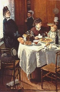 Monet - le déjeuner 1868 städel museum francfort.JPEG
