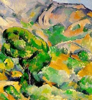 peinture,cézanne,sainte-victoire,provence