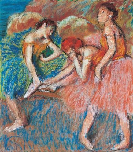 peinture,degas, impressionnisme, giverny