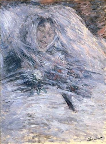 peinture, monet, impressionnisme, camille