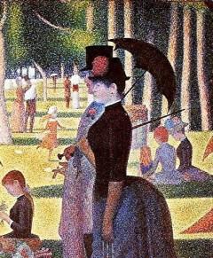 peinture,seurat,impressionnisme