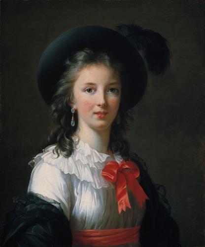 peinture,elisabeth vigée le brun,grand palais,portraits