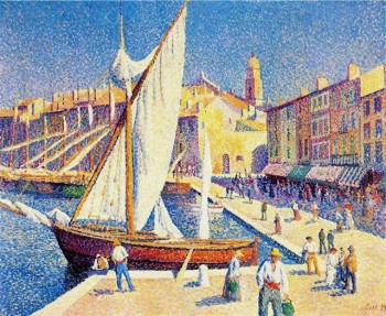 Luce - le port de saint-tropez 1893 -particulier.jpg