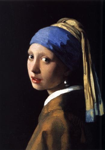 peinture, écriture, Vermeer, Delft, Hollande