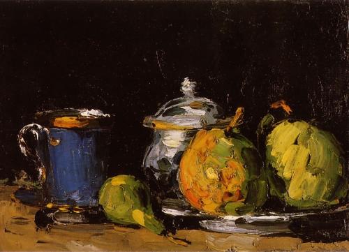 peinture, cézanne, Aix