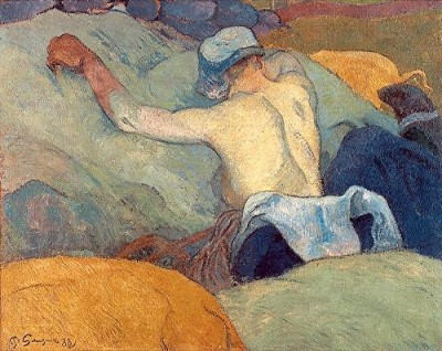 peinture,gauguin,arles