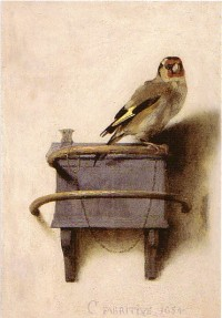peinture,fabritius,