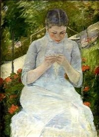 peinture,cassatt,impressionnisme