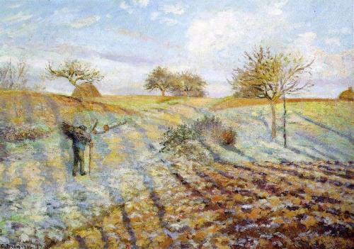 peinture,pissarro,impressionnisme,giverny
