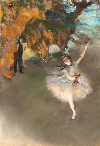 peinture,  degas, impressionnisme, giverny