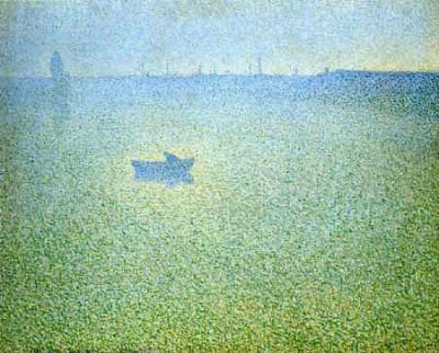 peinture,angrand,impressionnisme